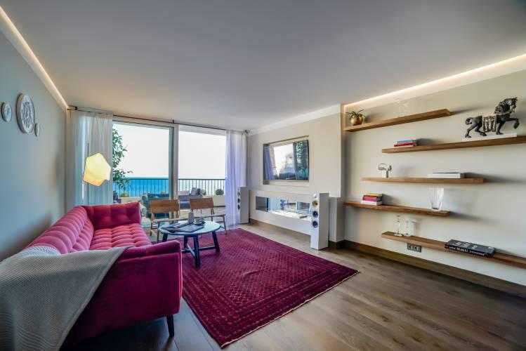Элитная квартира в испании у моря