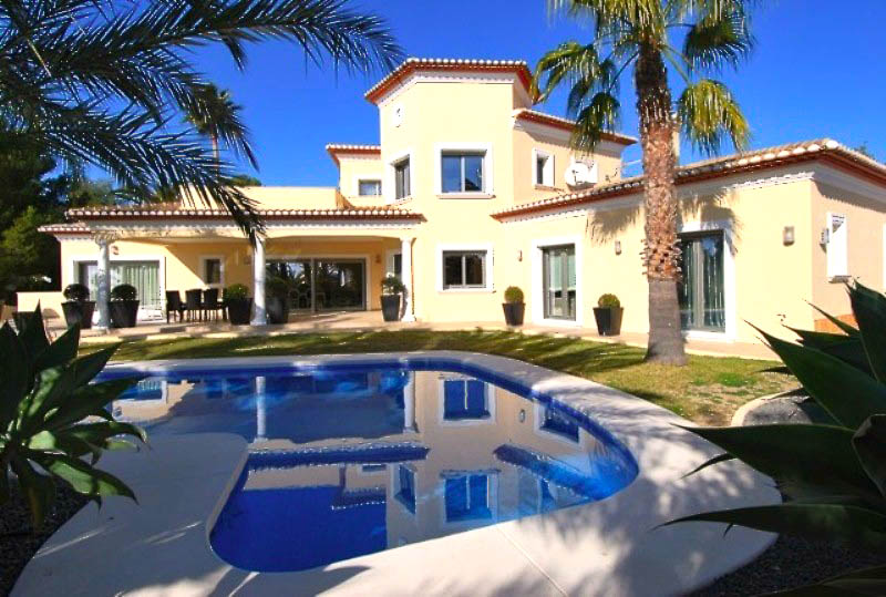 Недвижимость в испании мадрид недорого