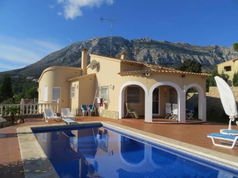 Купить дом в испании в бенидорме