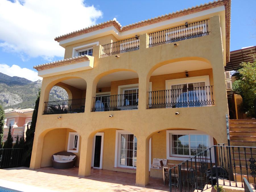 Купить дом в испании цена фото недорого
