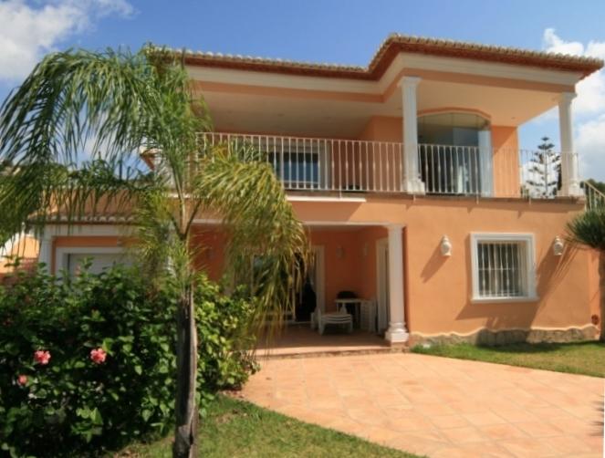 Купить дом на берегу моря в испании на первой линии