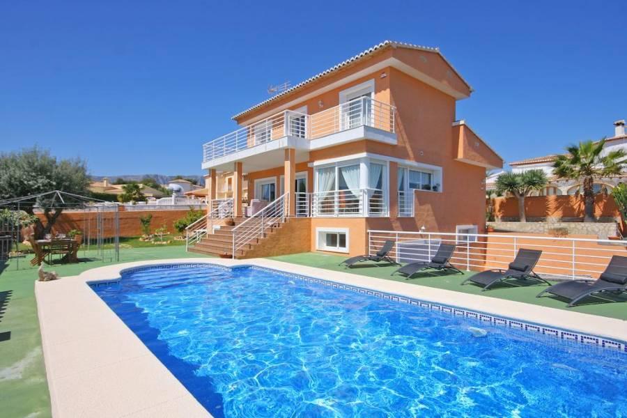 Агенства недвижимости в испании кальпе
