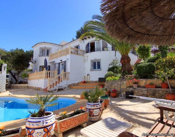 Испании на курорте коста бланка недвижимость