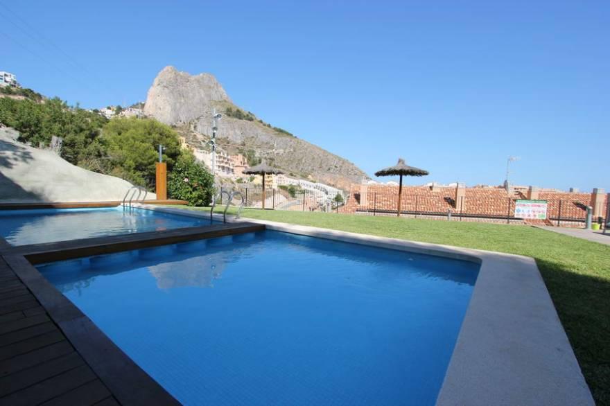 Недвижимость в испании с видом на жительство