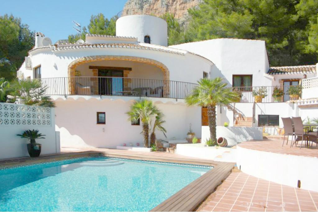 Купить в кредит дом в испании