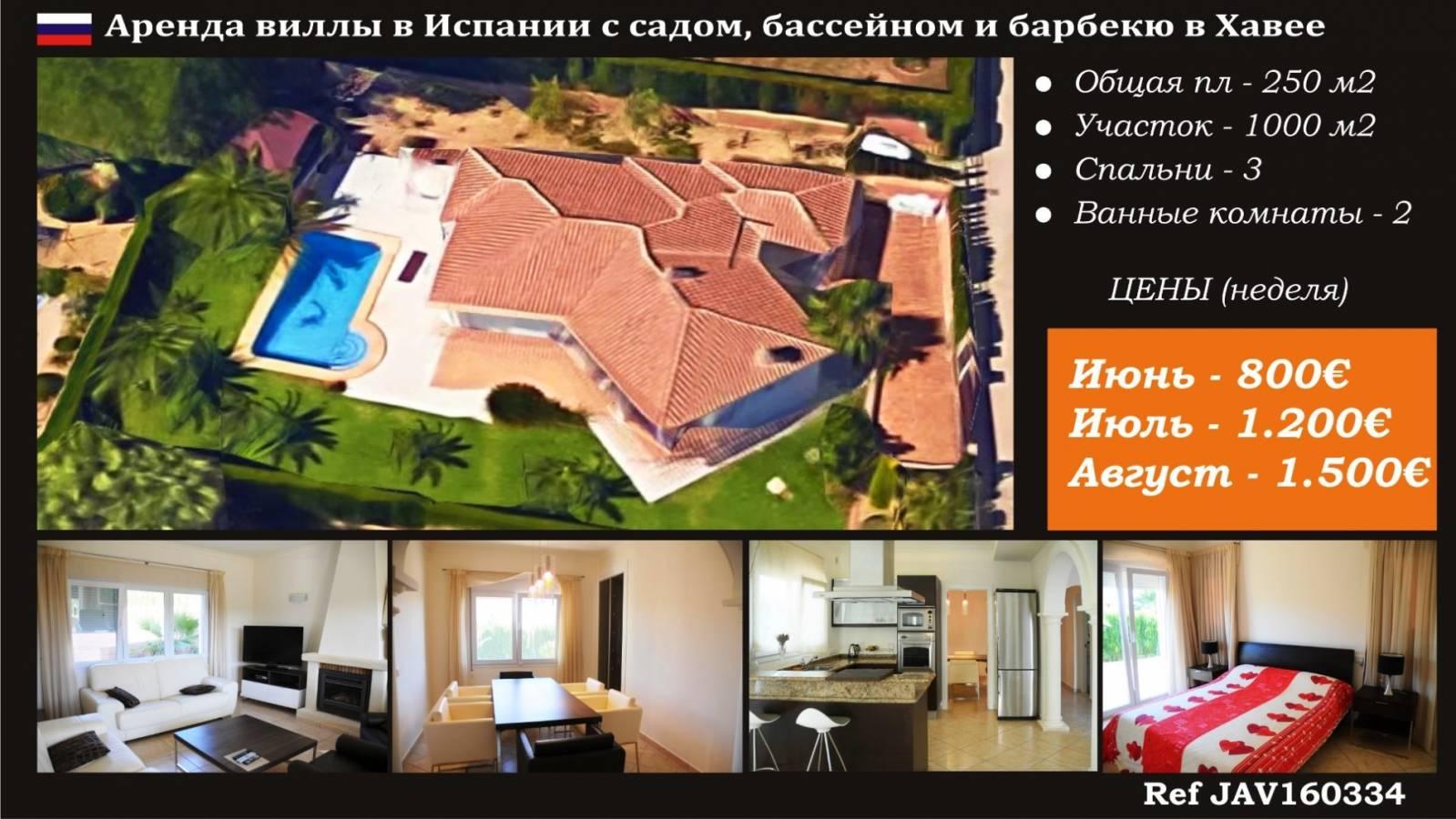 Купить дом в испании с бассейном и садом